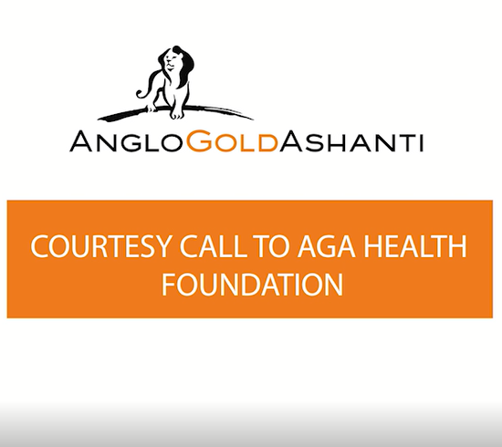 Thank you to the AGA Health Foundation